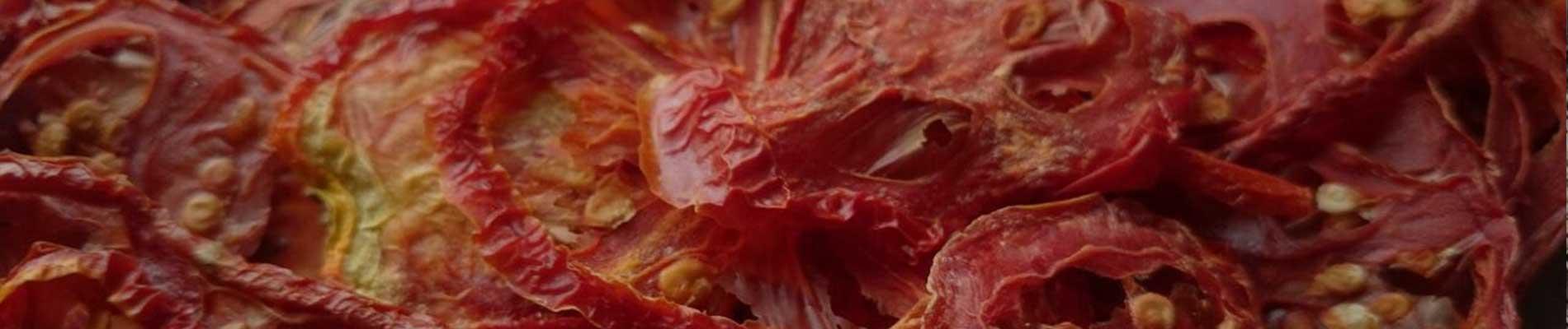 خشک کن گوجه