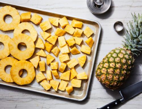 دستگاه خشک کن آناناس